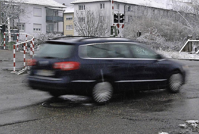 Zur Entlastung der Ortskerne will die ...estgestellten Umgehungstrasse prüfen.   | Foto: Ralf Staub