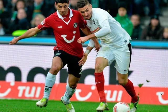 SC Freiburg: Abendspiele gegen Hamburg und Hannover