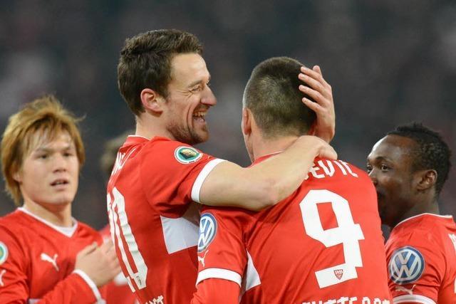 2:0 gegen Bochum – VfB Stuttgart im Halbfinale des DFB-Pokals