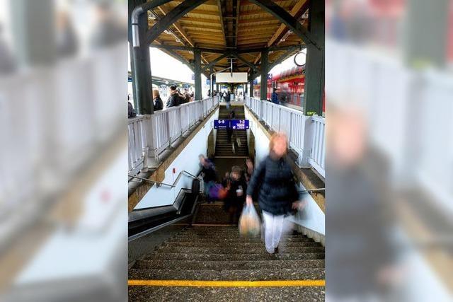 Barrierefreier Bahnhof kostet 3,75 Millionen – Bahn: Keine Pläne