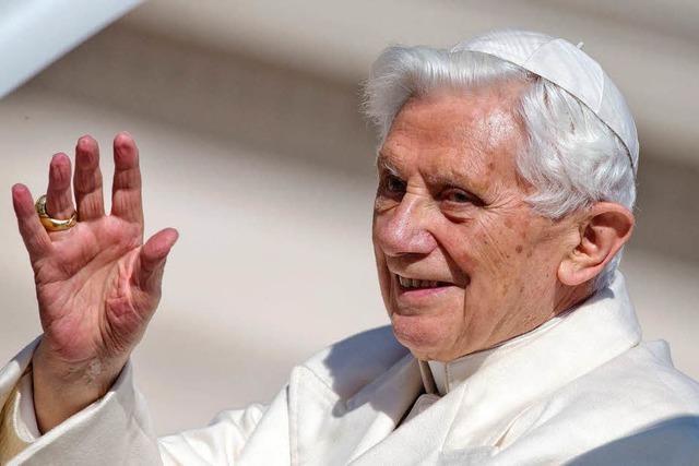 Acht Jahre Benedikt XVI.: Ein Pontifikat ohne Fortune