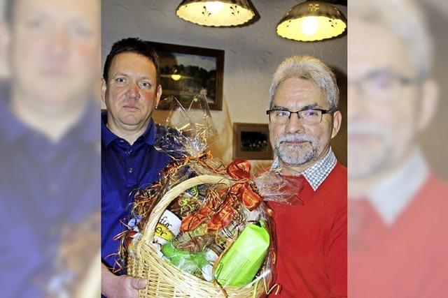 Günter Schaber ist Ehrenmitglied
