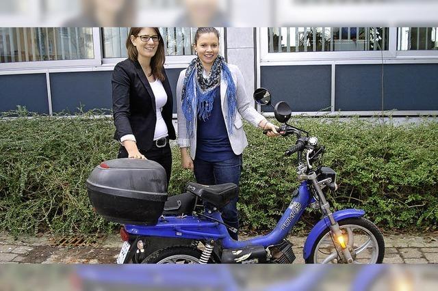 Vom Rad bis zum Rollstuhl