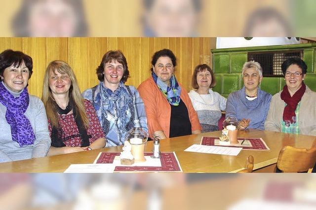 Bezirksversammlung der Landfrauen: Plädoyer für regionale Produkte