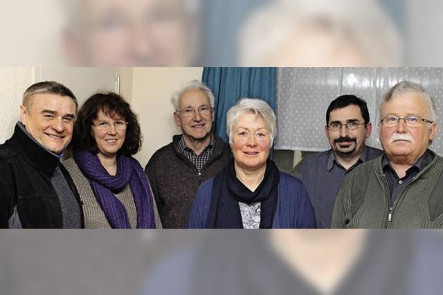 Unterstützung der Sozialstation geschieht im Stillen