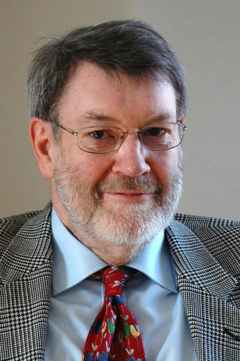 OB Günther Petry tritt 2014 bei der OB-Wahl in Kehl nicht mehr an.  | Foto: paritätischer