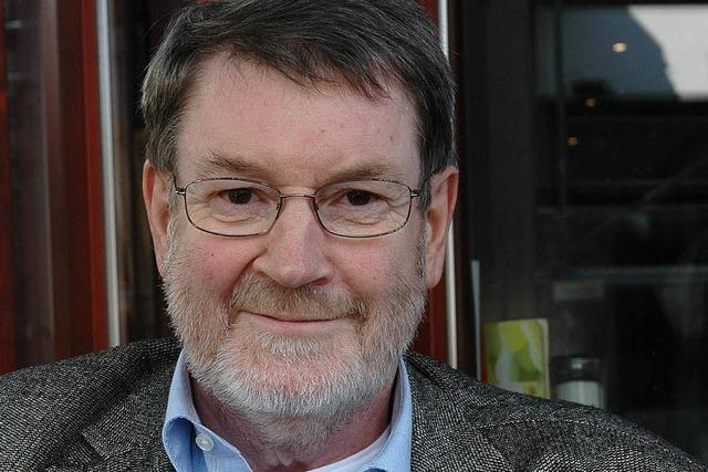Kehler OB Petry tritt bei der Wahl 2014 nicht mehr an
