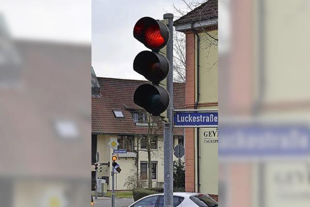 Ein Grün weniger soll Umgang mit Rot erleichtern