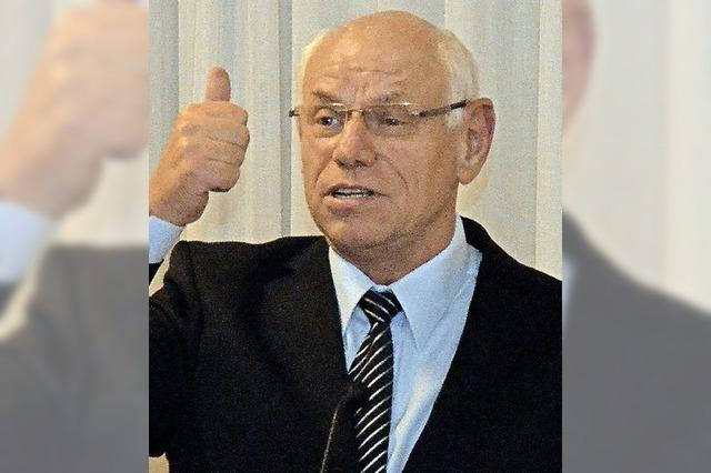 Bernhard Späth verlässt St. Josefshaus