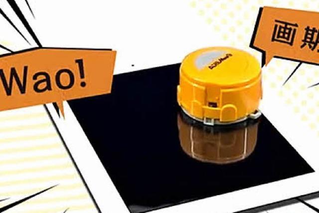 Putzroboter für Tablets und Smartphones