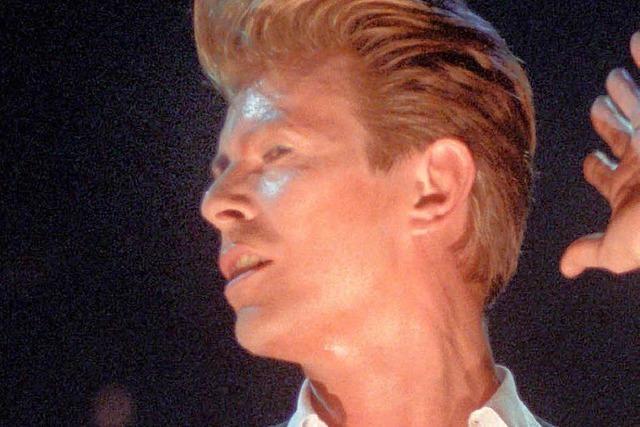 David Bowies Album schon online zu hören