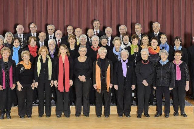 Chorkonzert der Chorgemeinschaft Lahr