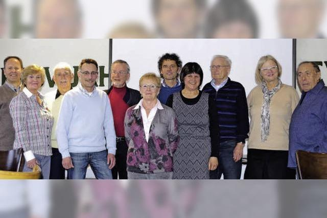 Jahrzehntelang dem PTSV Jahn verbunden