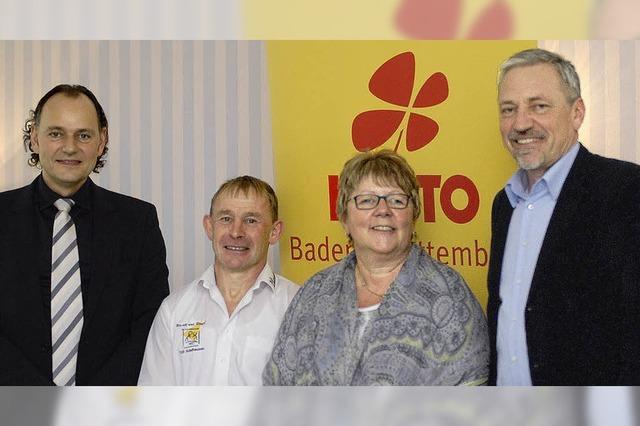 Toto-Lotto unterstützt TuS Adelhausen