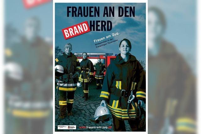 Hochschwarzwald: Freiwillige Feuerwehr wirbt um Frauen