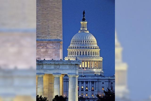 USA bereiten sich auf Haushaltskürzungen vor
