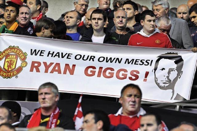 Ryan Giggs, der Anti-Beckham