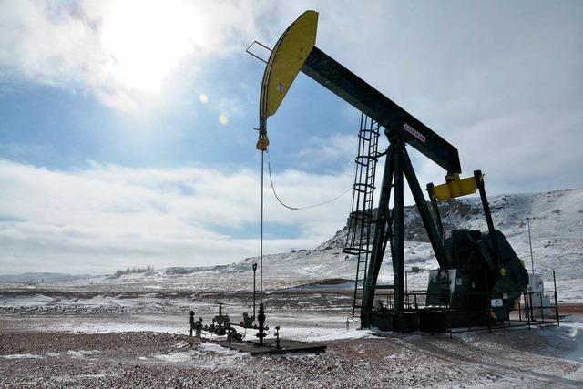 Ein Land im Öl- und Gasglück: Fracking boomt in den USA