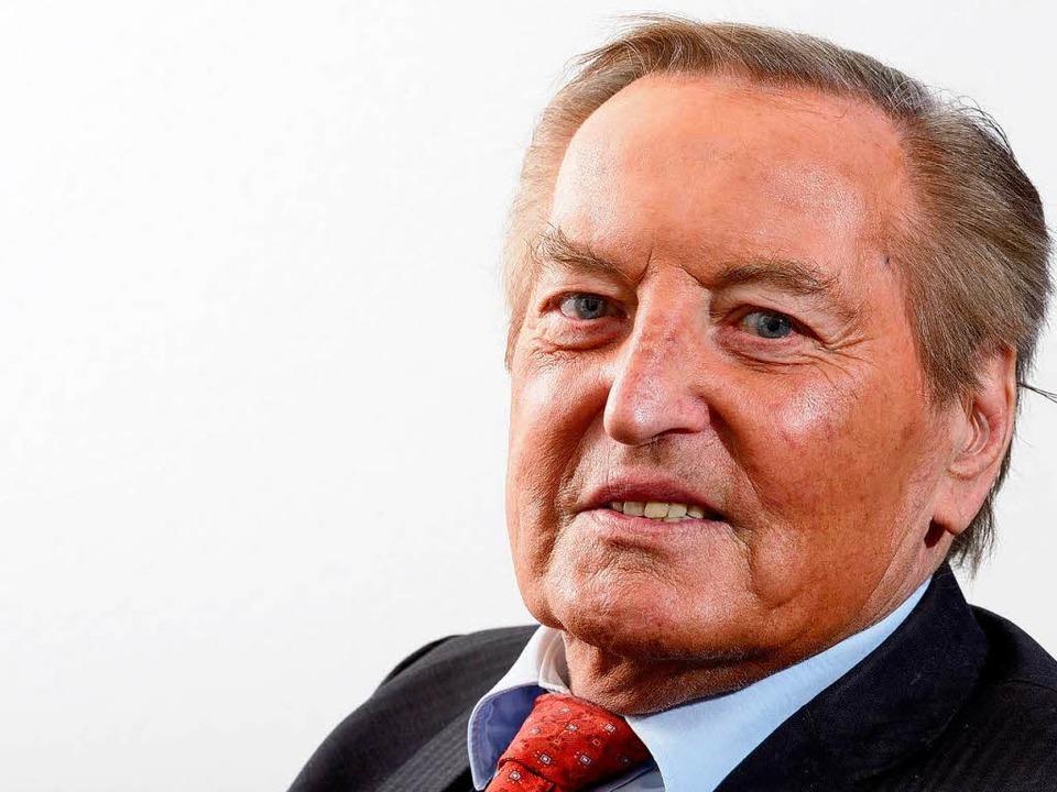 Gerhard Mayer-Vorfelder