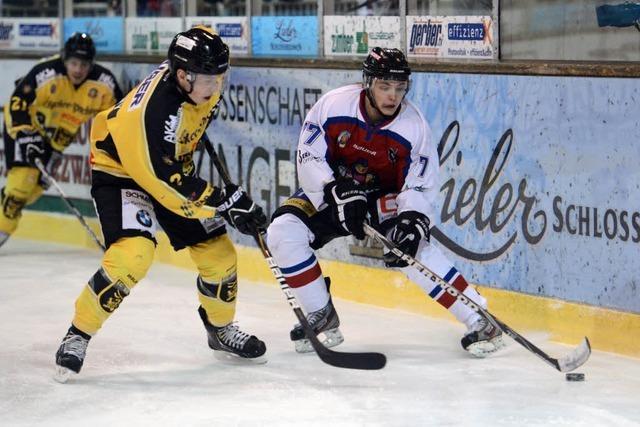 EHC Freiburg verliert zweites Playoff-Spiel gegen Bad Tölz