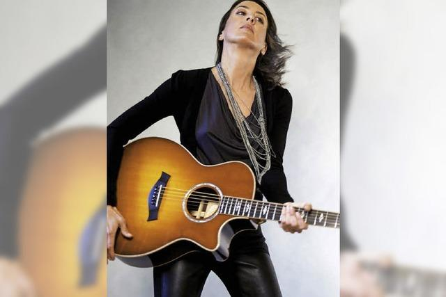 Katrin Roush im Monti: US-Sängerin auf Europa-Tournee