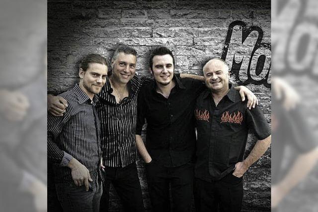 Blues: Morblus im Berggasthaus Waldhaus