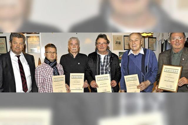 FC Bötzingen: Vorstand komplett, Rasen kaputt