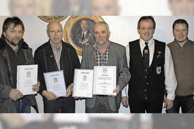 Schützenverein sucht Nachwuchs