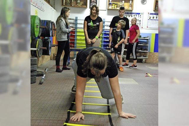 Training für ein neues Körpergefühl