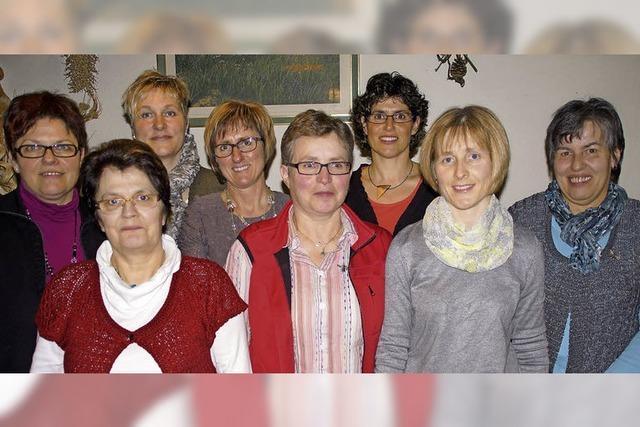 Landfrauen vielseitig aktiv