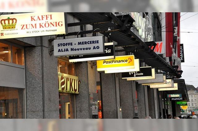 Basel lehnt längere Ladenöffnung ab