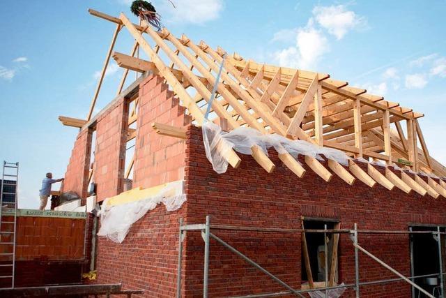Per Widerruf aus dem teuren Baukredit