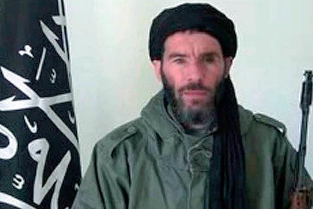 Tschad meldet Belmokhtars Tod