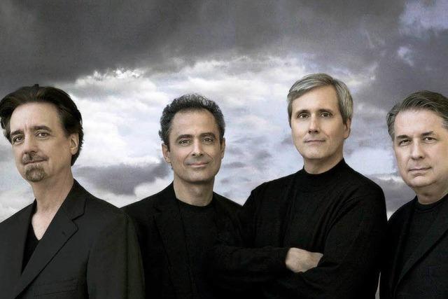 Das Emerson-Quartett bei den Albert-Konzerten