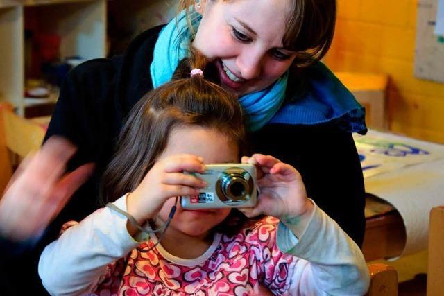 Forschungskita in Freiburg: Was für eine Kita wollen Kinder?