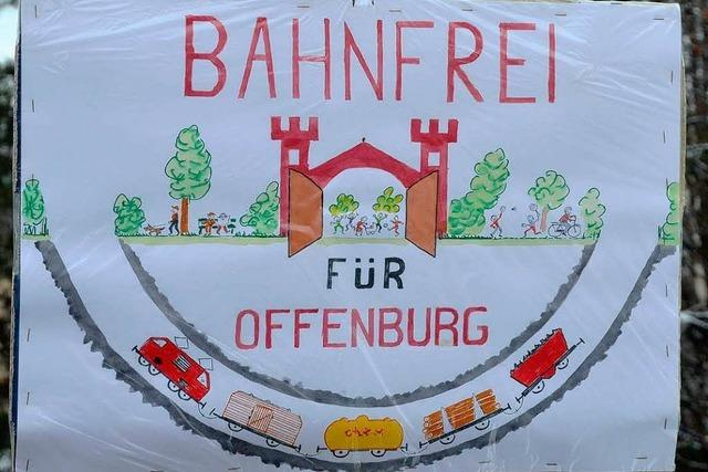 Bahnplanung in Offenburg gekippt, Tunnel rückt näher