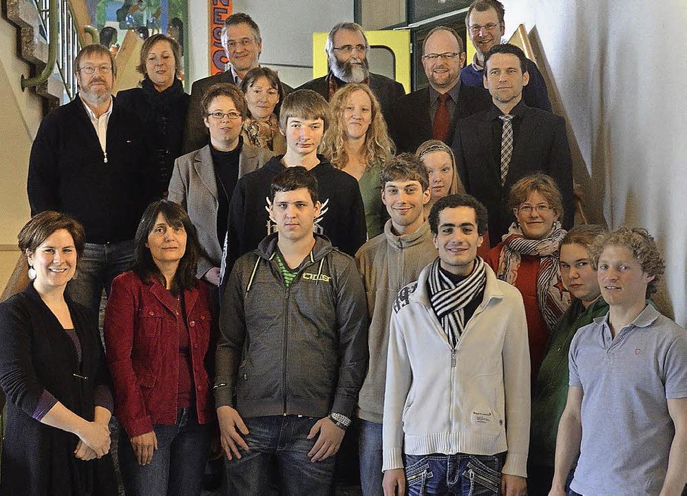 Freudige Gesichter bei der Infoveranstaltung        | Foto: Birgit Herrmann