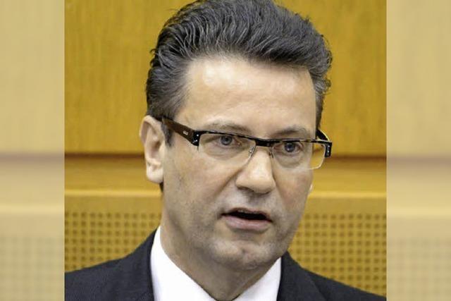CDU-Fraktions-Chef im Landtag kommt