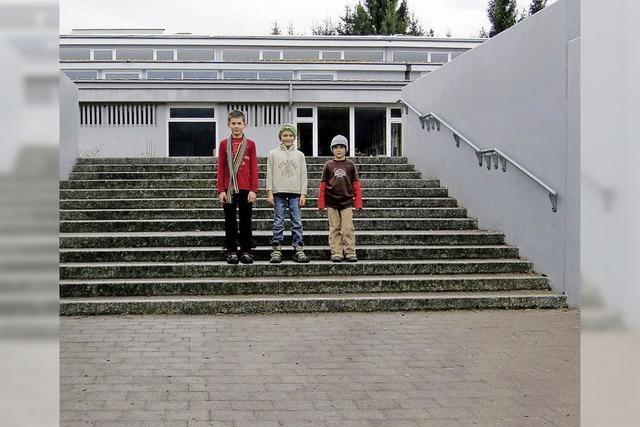 Willkommen in einer neuen Schule