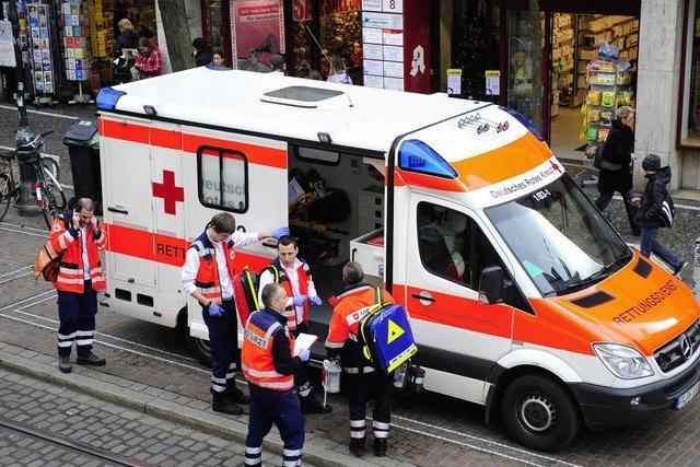 Ein Rettungswagen mehr für Freiburg