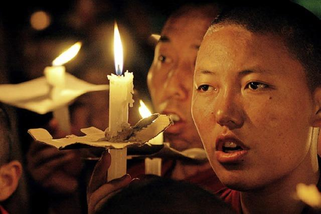 Einblicke ins tibetische Leben