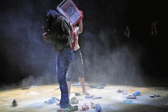 Theater aus der Hasszone