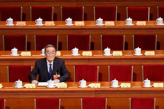 Chinas Kommunistische Partei vollendet ihren Machtwechsel