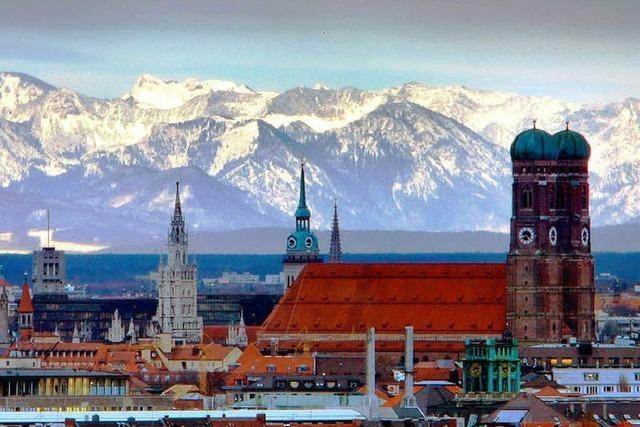München träumt wieder von Olympia