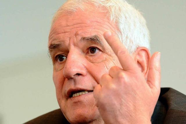 Justizminister Stickelberger will Gesetz gegen Doper