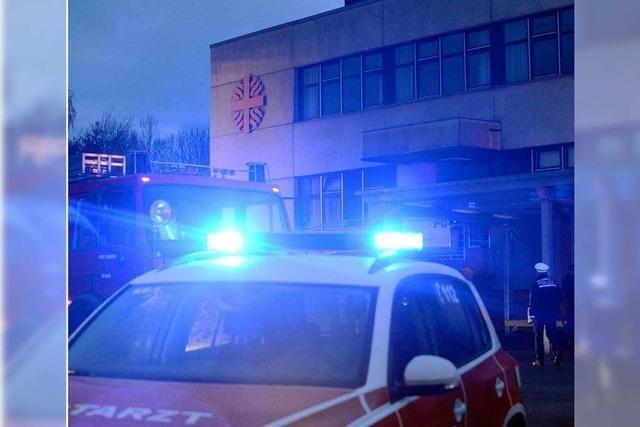 Feuerwehr kritisiert Gemeinderat für Verhalten nach Caritas-Brand