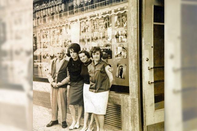Gabriele Bürgel: Ein Leben im Kino Friedrichsbau