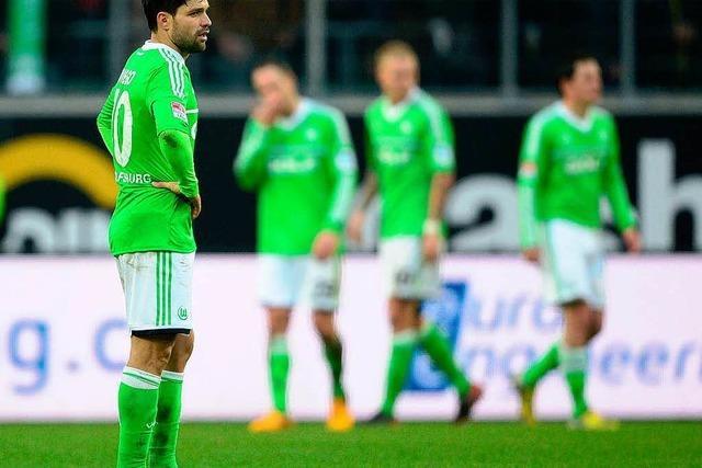 Diego spielt gegen Freiburg trotz Kapselverletzung