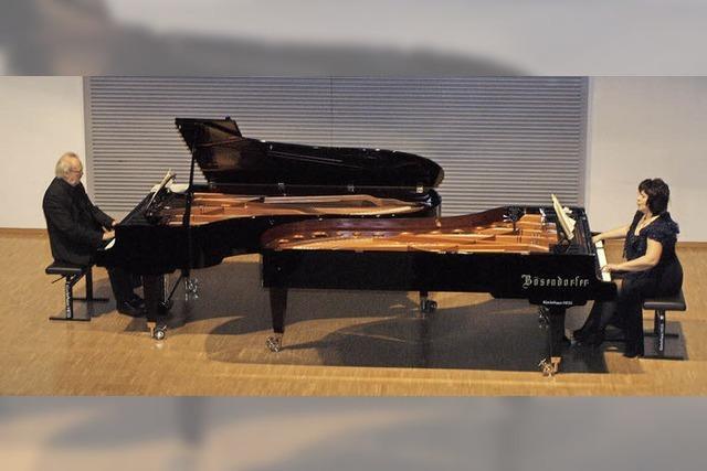 Die Klavierwelt der Romantik