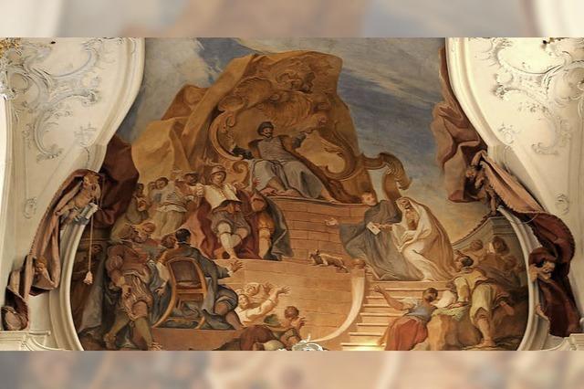 Fridolin und das Gericht zu Rankweil